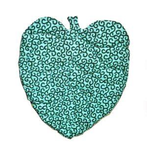 leaf mat, коврик лист